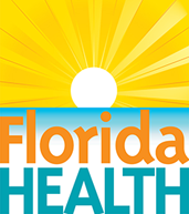Image of Florida Department of Health logo.