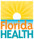 Florida Department of Health logo.